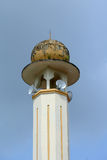 Minaret of Sultan Mahmud Mosque In Kuala Lipis, Pahang Royalty Free Stock Image
