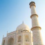 Minaret of Taj Mahal, Agra, India Stock Photos