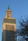 Minaret tower Royalty Free Stock Photography