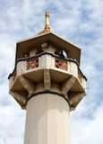 Minaret tower Royalty Free Stock Image