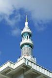 Minaret van de Moskee stock foto's