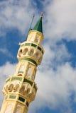 Minaret van Moskee stock afbeelding