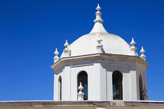 Minaret w Cadiz Fotografia Royalty Free