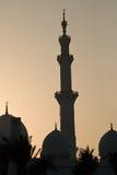 Minarete Imagens de Stock Royalty Free