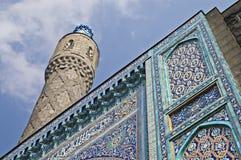 Minarete Fotografia de Stock
