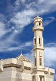 Minarete da mesquita de Darwish Fakhroo do escaninho de Abdullah fotos de stock