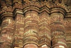 Minarete elevado Fotografia de Stock Royalty Free