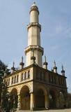 Minarete em Lednice Fotografia de Stock Royalty Free