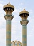 Minareti Fotografia Stock Libera da Diritti