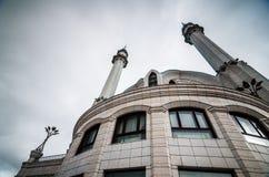 Minareti da sotto Immagine Stock Libera da Diritti
