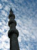 Minareto Immagine Stock