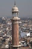 Minareto Fotografie Stock Libere da Diritti