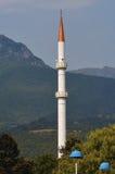 Minareto bosniaco (2) Fotografia Stock Libera da Diritti