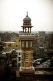 Minareto della moschea Immagine Stock Libera da Diritti