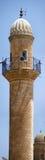 Minareto della moschea di Ulu Cami immagini stock libere da diritti