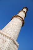 Minareto di Taj Mahal Fotografia Stock Libera da Diritti