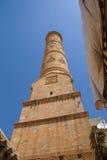 Minareto di Ulu Cami fotografia stock
