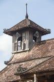 Minareto di una moschea da 300 anni Fotografie Stock Libere da Diritti