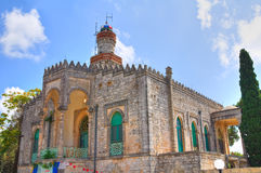 Minareto of Francesco. Fasano. Puglia. Italy. Royalty Free Stock Image