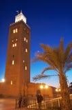 Minareto III della moschea del libraio Immagini Stock