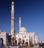 Minareto nell'Egitto Fotografie Stock