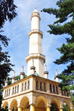 Minareto, repubblica Ceca, Europa Immagini Stock Libere da Diritti