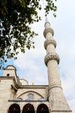 minaretowy meczet Zdjęcie Royalty Free