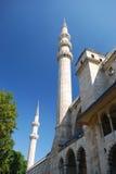 Minarets Images libres de droits