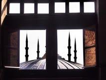 minarets Royaltyfria Foton