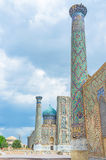 The minarets Stock Images