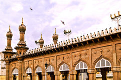 The minarets of Hyderabad Royalty Free Stock Images