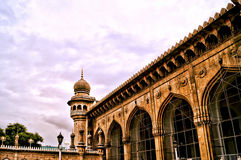 The minarets of Hyderabad Stock Images