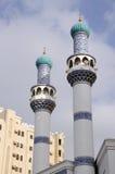 Minarets of an Iranian Mosque Stock Image