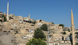 The Minarets of Mardin. Stock Photography