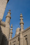 minaretsmoské Royaltyfri Fotografi