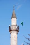 Minarett lizenzfreie stockfotos
