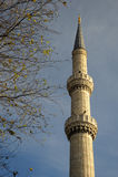 Minarett Stockfotos