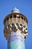 Minarett lizenzfreie stockbilder