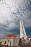 Minarett der Moschee Lizenzfreie Stockbilder