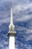 Minarett einer Moschee Lizenzfreies Stockfoto