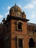 Minarett von Mahatma Gandhi Hall, Indore lizenzfreie stockfotografie