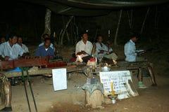 Minas antipessoais cambojanas imagem de stock royalty free