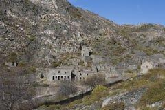 Minas de Regoufe, Arouca, Πορτογαλία στοκ φωτογραφία με δικαίωμα ελεύθερης χρήσης
