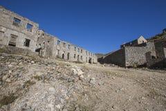 Minas de Regoufe, Arouca, Portugal lizenzfreie stockfotos