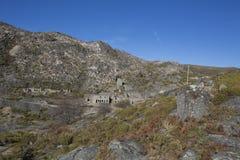 Minas de Regoufe, Arouca, Portugal lizenzfreie stockbilder
