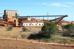 Minas de Riotinto, Andalusien, Spanien Stockbild