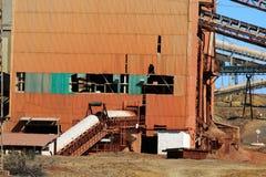 Minas de Riotinto, Andalusien, Spanien Stockfoto