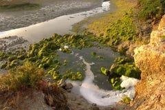 Minas de sal Imagens de Stock Royalty Free