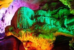 Minas Gerais cave. Cave Maquine. Cordisburgo city Minas Gerais Estate. Brazil Stock Photos