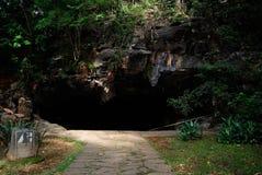 Minas Gerais cave. Cave Maquine. Cordisburgo city Minas Gerais Estate. Brazil Royalty Free Stock Photo